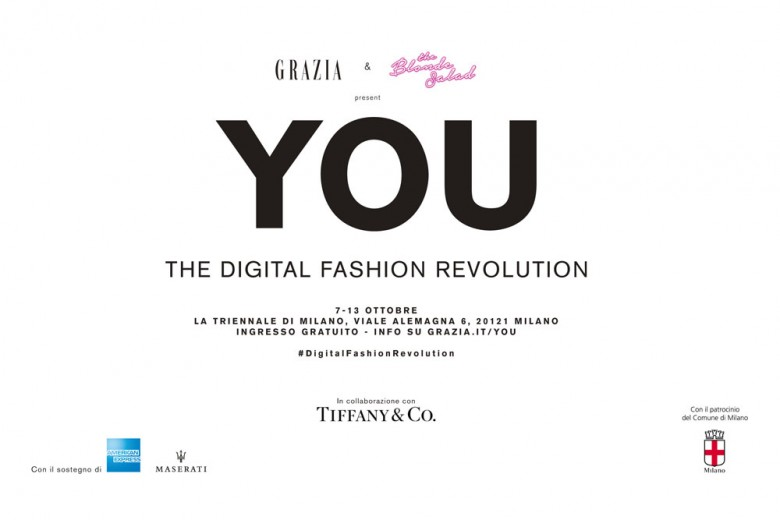 YOU – The Digital Fashion Revolution, la mostra sulla rivoluzione digitale