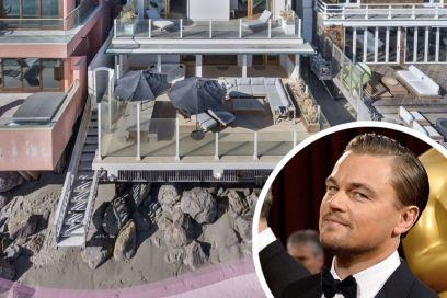 La casa di Leonardo DiCaprio a Malibu