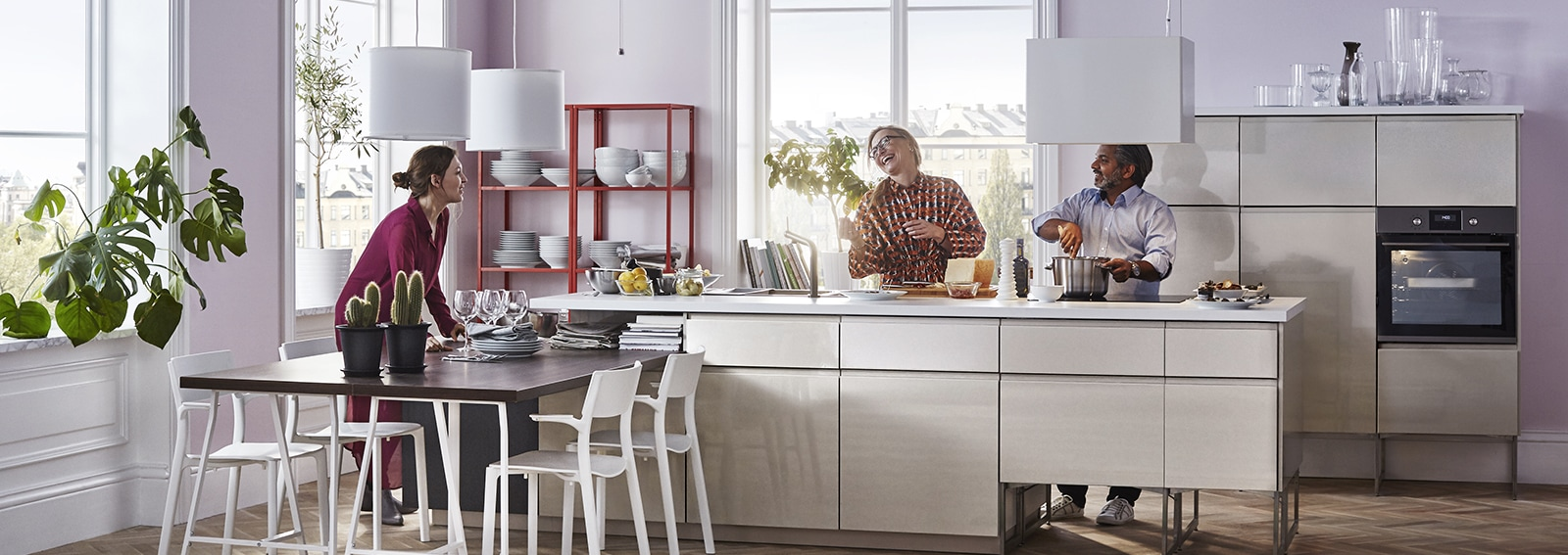 Cucine In Acciaio Ikea. Trendy Cucina Acciaio Ikea Canebook ...