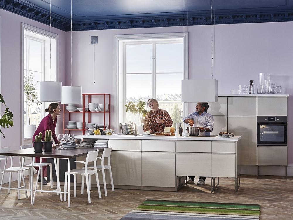 Cucine ikea tutte le novit del catalogo 2017 grazia - Nuove cucine ikea ...