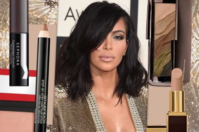 Kim Kardashian make up: copia il look smokey eyes