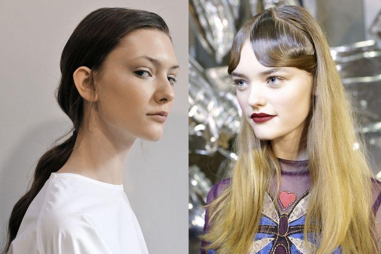I tagli di capelli e le acconciature più belle viste alle sfilate di Londra A/I 2016