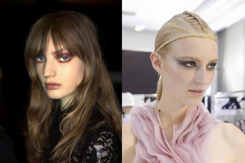 I tagli di capelli e le acconciature più belle alle sfilate di Parigi AI 2016-17