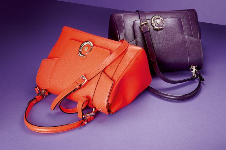 Trussardi & Michelle Hunziker presentano una nuova it-bag