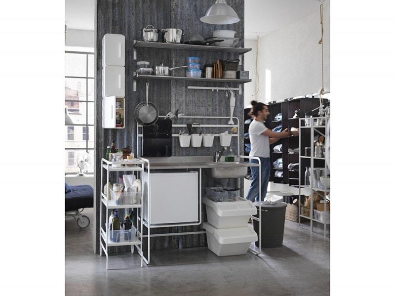 Cucine ikea tutte le novit del catalogo 2017 for Minicucina ikea