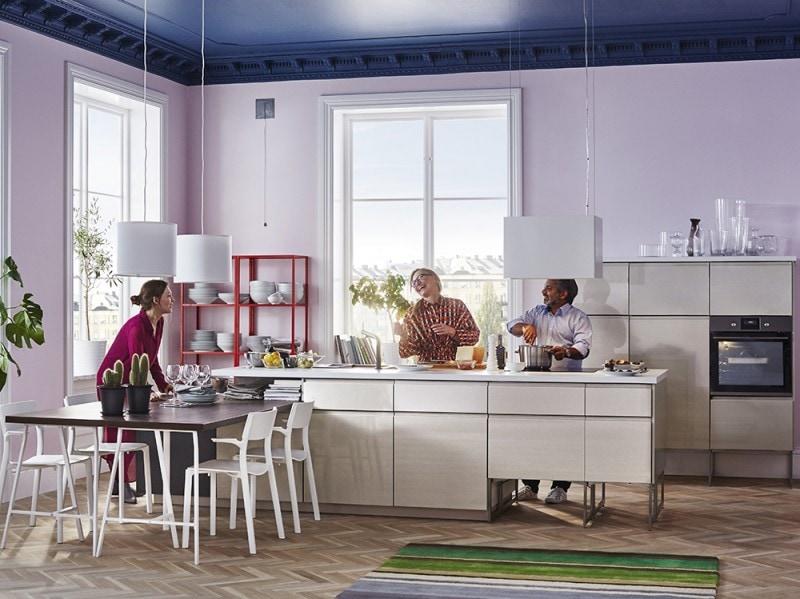 Cucine Classiche Ikea. Cucina Bianca Moderna With Cucine Classiche ...
