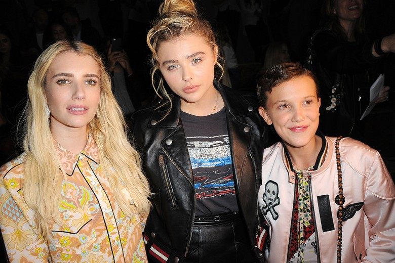 Le star in front row alla New York Fashion Week