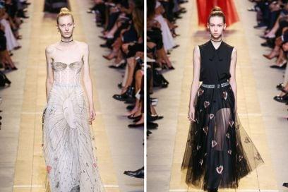 Dior: la sfilata per la Primavera-Estate 2017