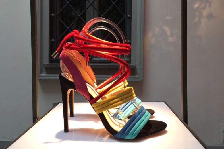 Le più belle scarpe della Primavera-Estate 2017 dalla Milano Fashion Week
