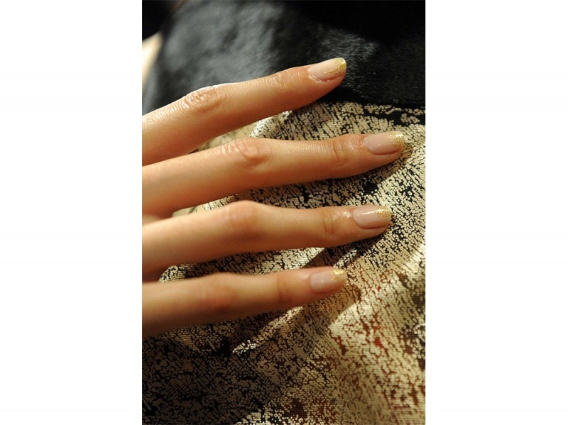 french manicure rivisitata carmen marc valvo courtesy of kiss products