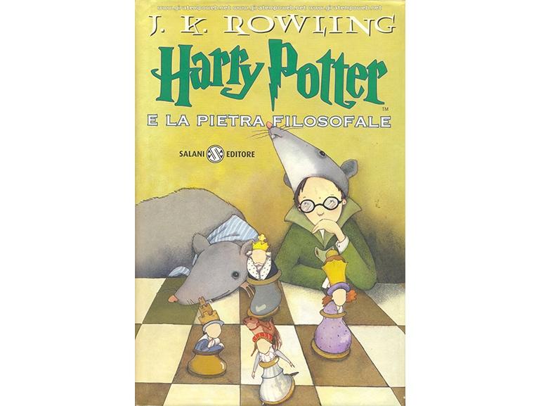harry potter libro