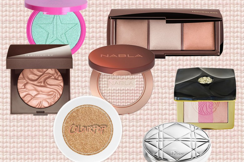 Highlighter per illuminare l'autunno 2016