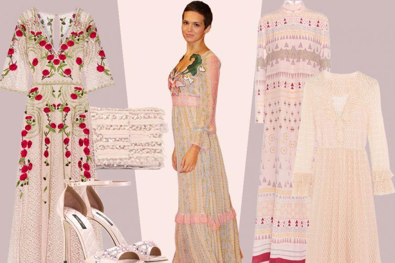 Sara Serraiocco in Gucci: il look da copiare per un'occasione speciale