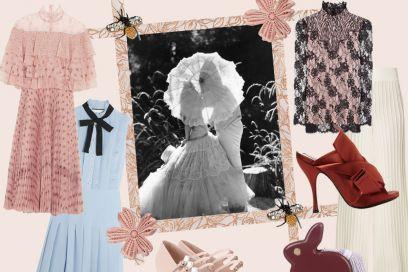 Tendenza romantica: la selezione di capi e accessori per l'autunno 2016