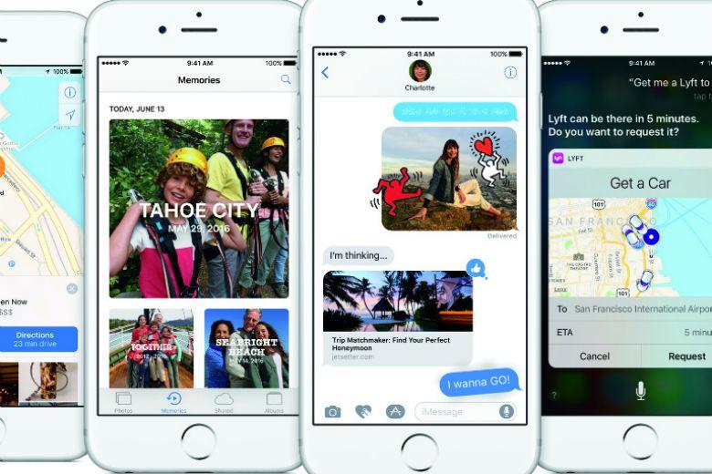 Dieci cose che (forse) non sapete fare con iOS 10