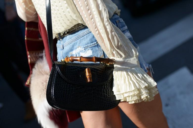 Street style: le borse di tendenza