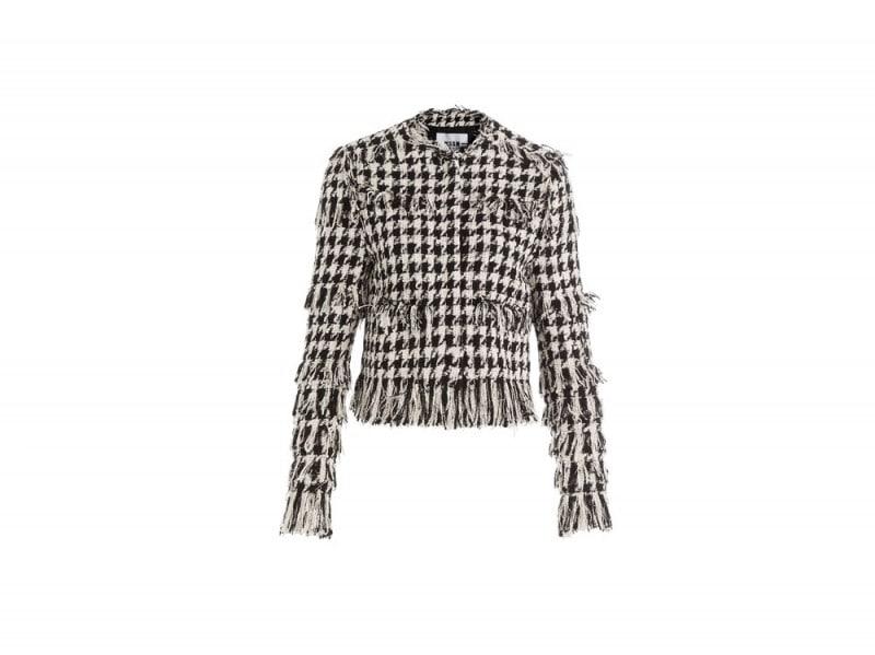 msgm-giacca-pattern-bianco-e-nero
