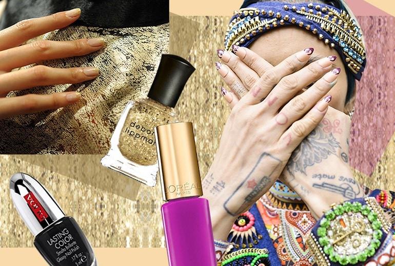 Nail Art: la French Manicure colorata da provare adesso