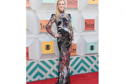 nicole kidman Academy of Country Music Awards alexander mcqueen