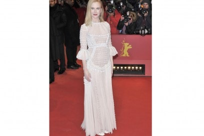 nicole kidman Berlin International Film Festival Berlin valentino couture