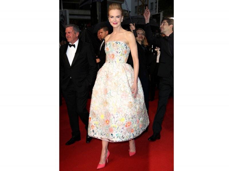 nicole kidman Dior Haute Couture cannes