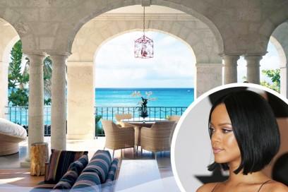 La casa di Rihanna a Barbados