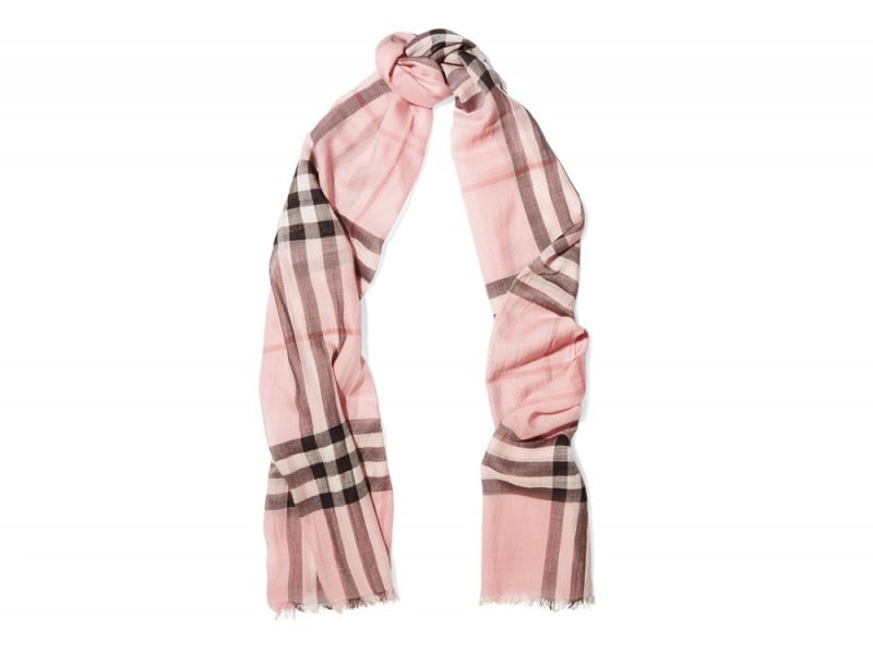 sciarpa-check-pink-burberry