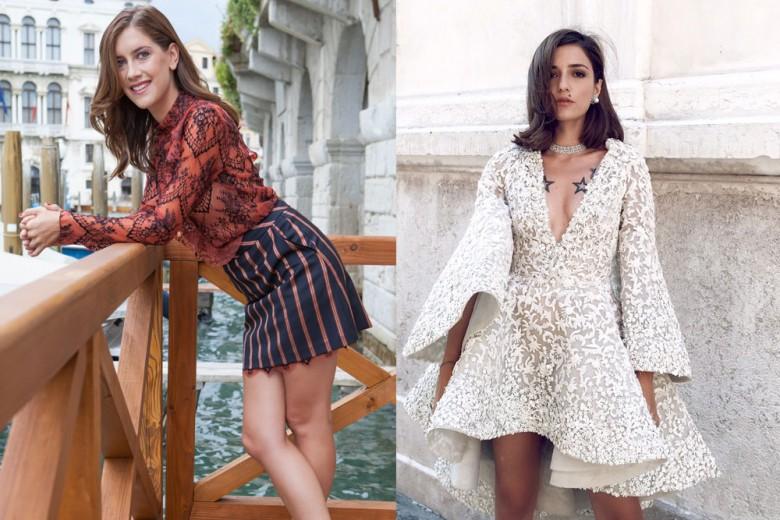 Shiseido alla Mostra del Cinema di Venezia: get the look Clara Alonso ed Eleonora Carisi
