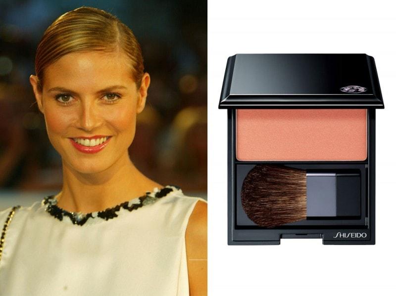 shiseido-star-del-passato-get-the-look-heidi-klum