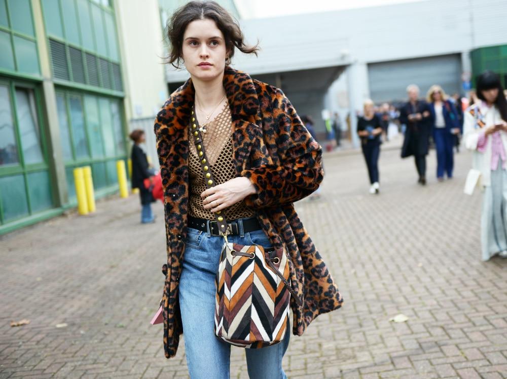 Street Style Le Foto Della London Fashion Week
