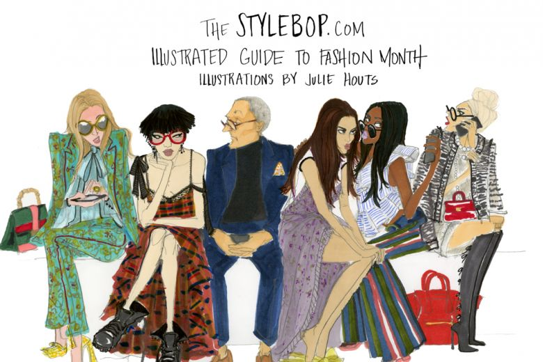 La guida di Stylebop.com al mese della moda