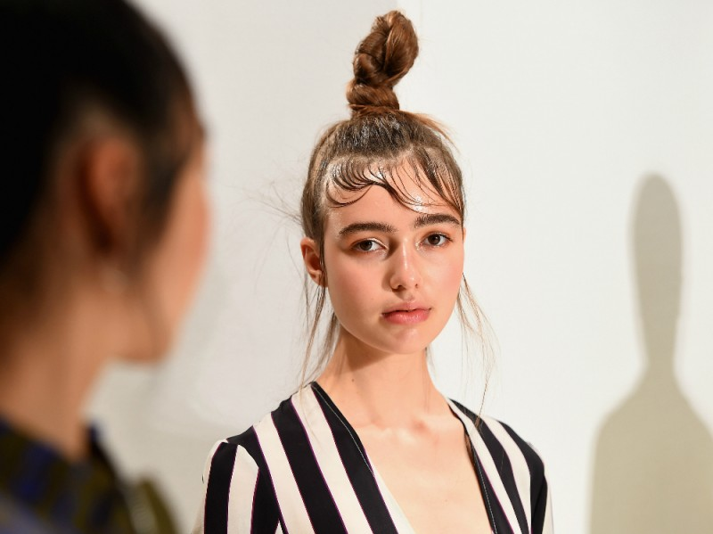 top-knot-LFW-trend-beauty