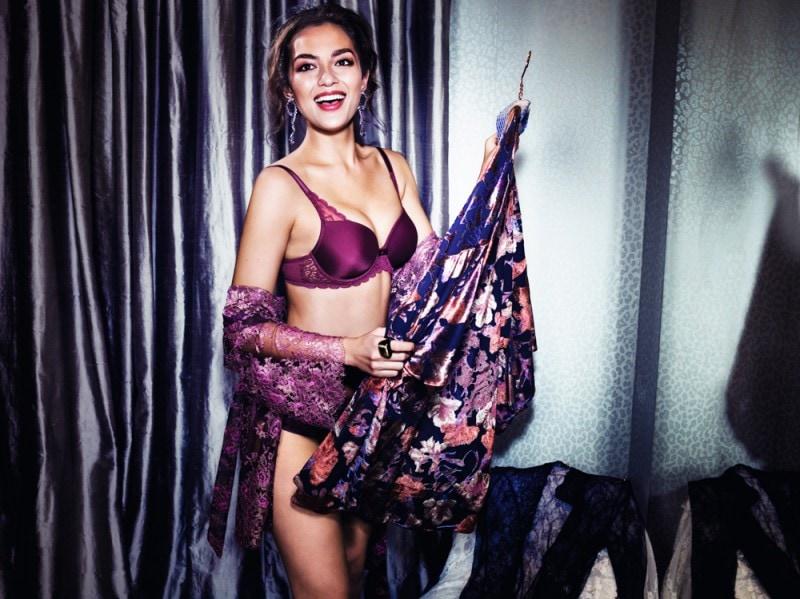 Amourette 300, la lingerie di Triumph che fa belle, sexy e sicure