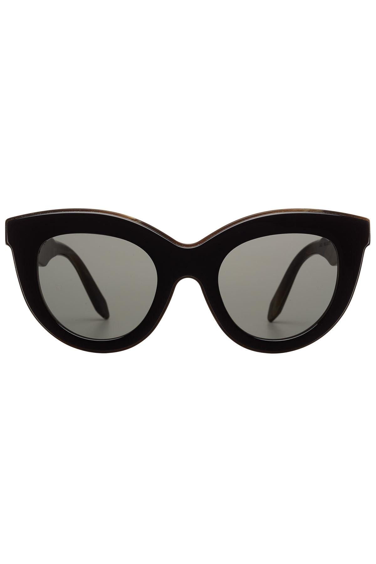 victoria beckham occhiali neri