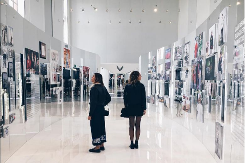 #EmptyYOU, la mostra YOU – The Digital Fashion Revolution come non l'avete mai vista
