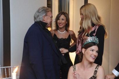 Diego Della Valle;Silvia Grilli;Michelle Hunziker
