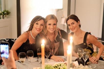 Silvia Grilli;Michelle Hunziker;Gala Gonzales