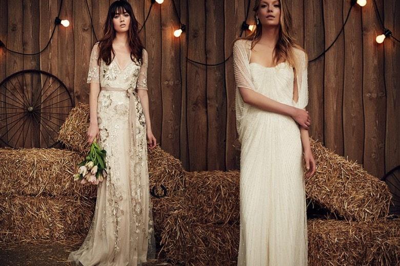 Jenny Packham: la collezione sposa 2017