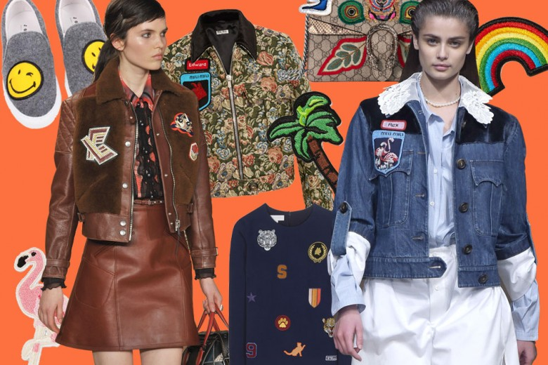 Tendenza patch: i must have del momento