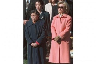 Chinese-President-Jiang-Zemin's-wife