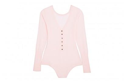 ERES Futile Cachotterie cashmere bodysuit_NET