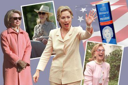 Hillary Clinton: da First Lady a primo Presidente donna, come è cambiato il suo stile