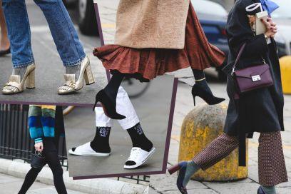 Scarpe da abbinare alle calze: cinque idee per l'autunno