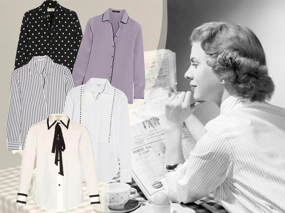 Look Da Ufficio Autunno 2016 : Camicie da ufficio i modelli su cui puntare per l autunno inverno
