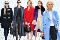 Cappotti: i modelli scelti dalle star