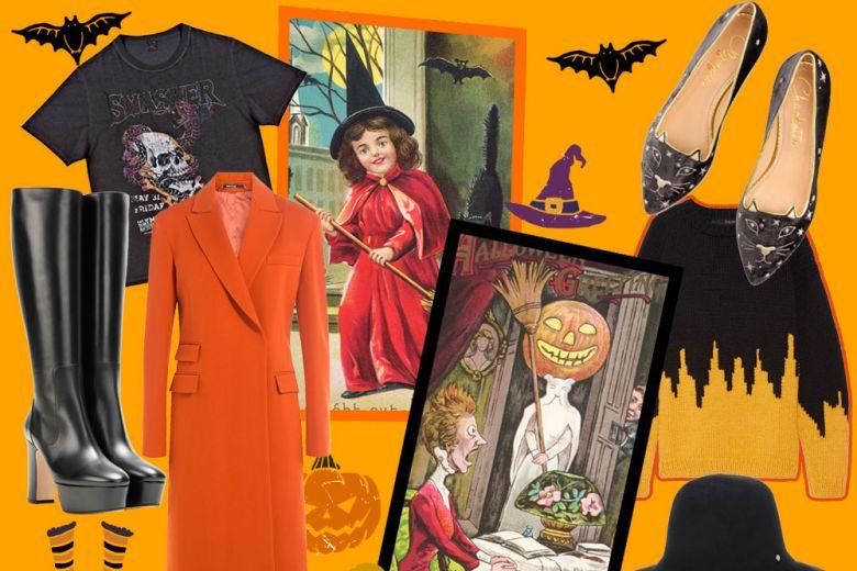 Halloween: lo shopping per la festa delle streghe