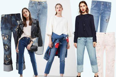 I jeans per l'Autunno-Inverno 2016? Sceglieteli cropped!