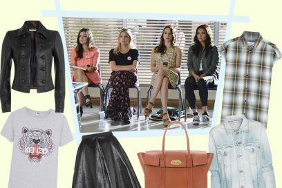 Pretty Little Liars: i look delle quattro protagoniste