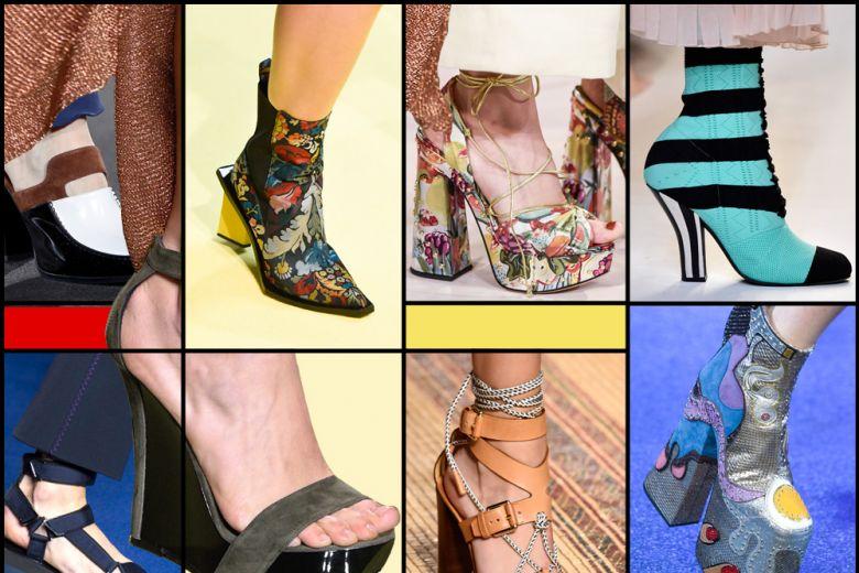 Le scarpe più belle per la Primavera-Estate 2017