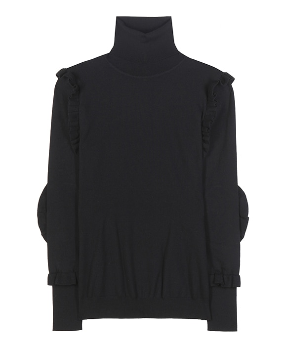 Fendi maglione collo alto
